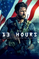 13 Hours: The Secret Soldiers of Benghazi - DVD movie cover (xs thumbnail)