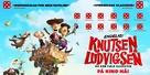 Knutsen & Ludvigsen og den fæle Rasputin - Norwegian Movie Poster (xs thumbnail)