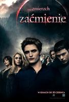The Twilight Saga: Eclipse - Polish Movie Poster (xs thumbnail)