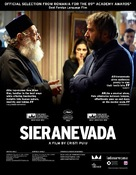 Sieranevada - Romanian Movie Poster (xs thumbnail)