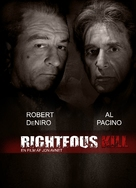 Righteous Kill - Danish Movie Poster (xs thumbnail)