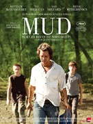Mud - French Movie Poster (xs thumbnail)