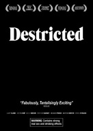 Destricted - DVD cover (xs thumbnail)