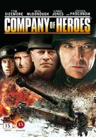 Company of Heroes - Danish DVD cover (xs thumbnail)