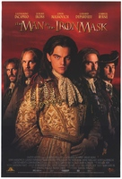 The Man In The Iron Mask - poster (xs thumbnail)