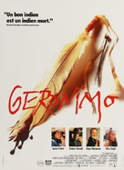 Geronimo: An American Legend - French Movie Poster (xs thumbnail)