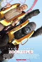 The Zookeeper - Movie Poster (xs thumbnail)