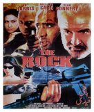 The Rock - Pakistani Movie Poster (xs thumbnail)
