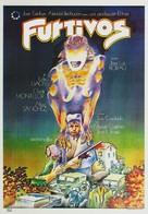 Furtivos - Spanish Movie Poster (xs thumbnail)