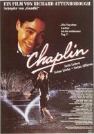 Chaplin - German Movie Poster (xs thumbnail)