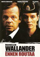 Wallander - Innan frosten - Finnish poster (xs thumbnail)