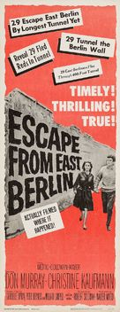 Escape from East Berlin - Movie Poster (xs thumbnail)