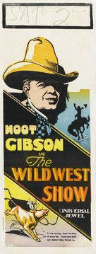 The Wild West Show - Movie Poster (xs thumbnail)
