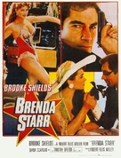 Brenda Starr - Pakistani Movie Poster (xs thumbnail)