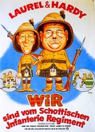 Bonnie Scotland - German Movie Poster (xs thumbnail)