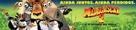 Madagascar: Escape 2 Africa - Brazilian Movie Poster (xs thumbnail)