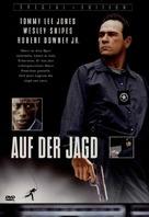US Marshals - German DVD movie cover (xs thumbnail)