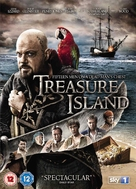 Treasure Island - Irish Movie Cover (xs thumbnail)