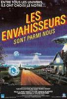 Strange Invaders - French Movie Poster (xs thumbnail)