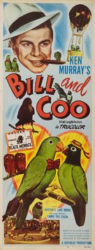 Bill and Coo - Movie Poster (xs thumbnail)