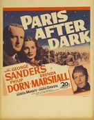 Paris After Dark - Movie Poster (xs thumbnail)