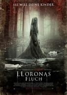 The Curse of La Llorona - German Movie Poster (xs thumbnail)