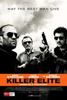Killer Elite - Australian Movie Poster (xs thumbnail)