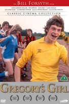 Gregory's Girl - Danish DVD movie cover (xs thumbnail)