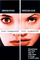 Girl, Interrupted - DVD cover (xs thumbnail)