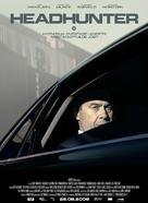 Headhunter - Danish Movie Poster (xs thumbnail)