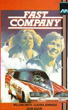 Fast Company - Norwegian VHS movie cover (xs thumbnail)