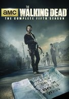 """""""The Walking Dead"""" - DVD movie cover (xs thumbnail)"""