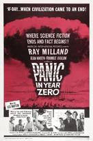 Panic in Year Zero! - Theatrical movie poster (xs thumbnail)
