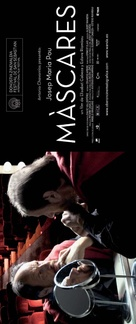 Màscares - Spanish Movie Poster (xs thumbnail)