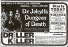 Dr. Jekyll's Dungeon of Death - poster (xs thumbnail)