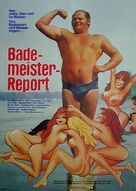 Bademeister-Report - German Movie Poster (xs thumbnail)