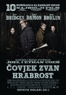 True Grit - Croatian Movie Poster (xs thumbnail)