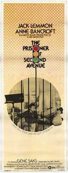 The Prisoner of Second Avenue - Movie Poster (xs thumbnail)