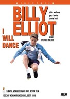 Billy Elliot - German DVD cover (xs thumbnail)