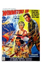 Winnetou - 3. Teil - Belgian Movie Poster (xs thumbnail)