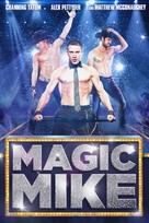 Magic Mike - DVD cover (xs thumbnail)