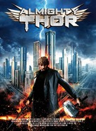 Almighty Thor - French Movie Cover (xs thumbnail)