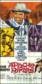 Apache Rifles - Movie Poster (xs thumbnail)