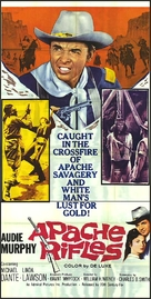 Apache Rifles - Movie Poster (xs thumbnail)