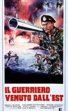 Odinochnoye plavanye - Italian Movie Poster (xs thumbnail)