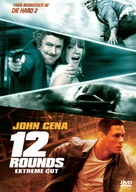 12 Rounds - Swedish Movie Cover (xs thumbnail)