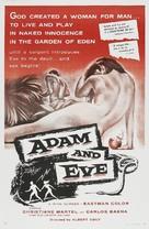 Adán y Eva - Movie Poster (xs thumbnail)