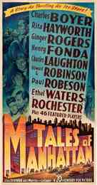 Tales of Manhattan - Movie Poster (xs thumbnail)