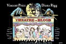 Theater of Blood - British Movie Poster (xs thumbnail)