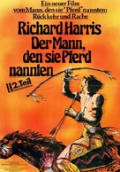 The Return of a Man Called Horse - German Movie Poster (xs thumbnail)
